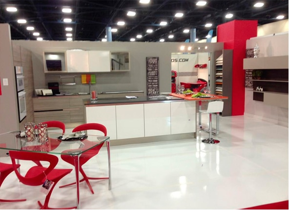 Veneta Cucine - Mobile Showroom