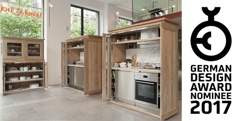 Veneta Cucine nominated for the German Design Award 2017
