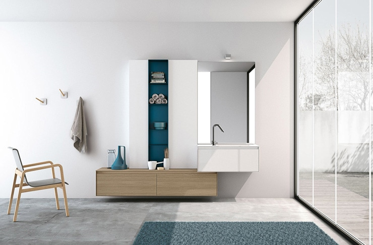 Veneta Cucine - Other Products - Bathrooms - Aria