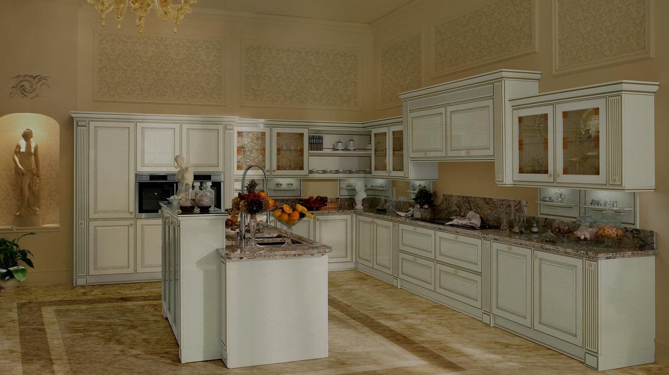 Veneta Cucine - Kitchens - E Collection