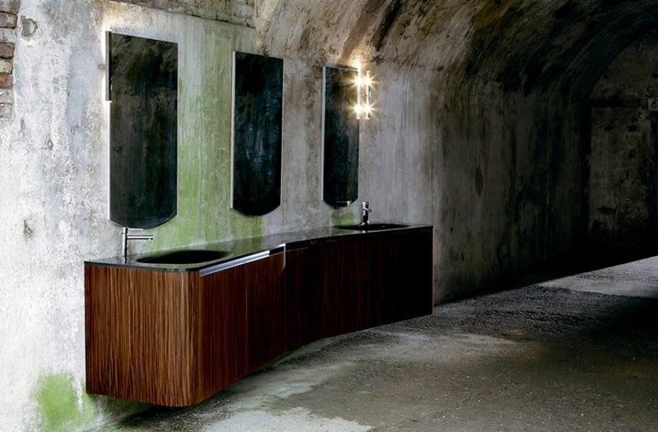 Veneta Cucine - Other Products - Bathrooms - Fiore d'Acqua