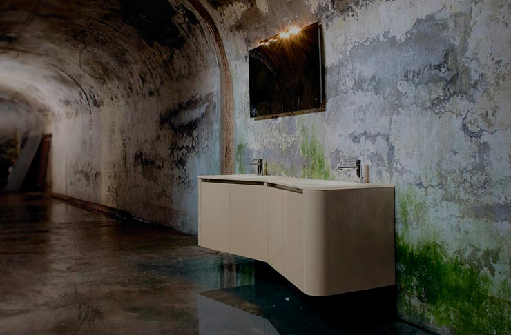 Veneta Cucine - Other Products - Bathrooms - Fiore d´Acqua