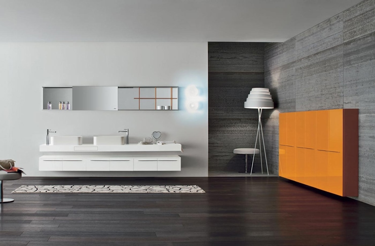 Veneta Cucine - Italian Bathroom Collections - Loft
