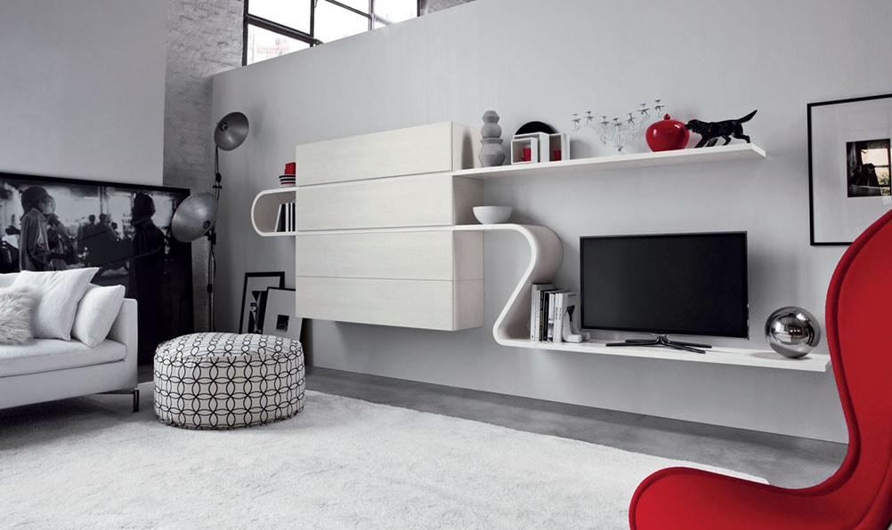 Veneta Cucine - Other Products - Bathromms - Tempo Giorno - Atmosfera Creativa