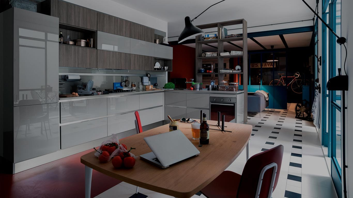 Veneta Cucine - Kitchens - Quick Design