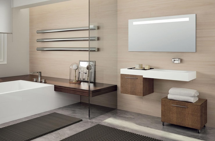 Veneta Cucine - Other Products - Bathrooms - Simply