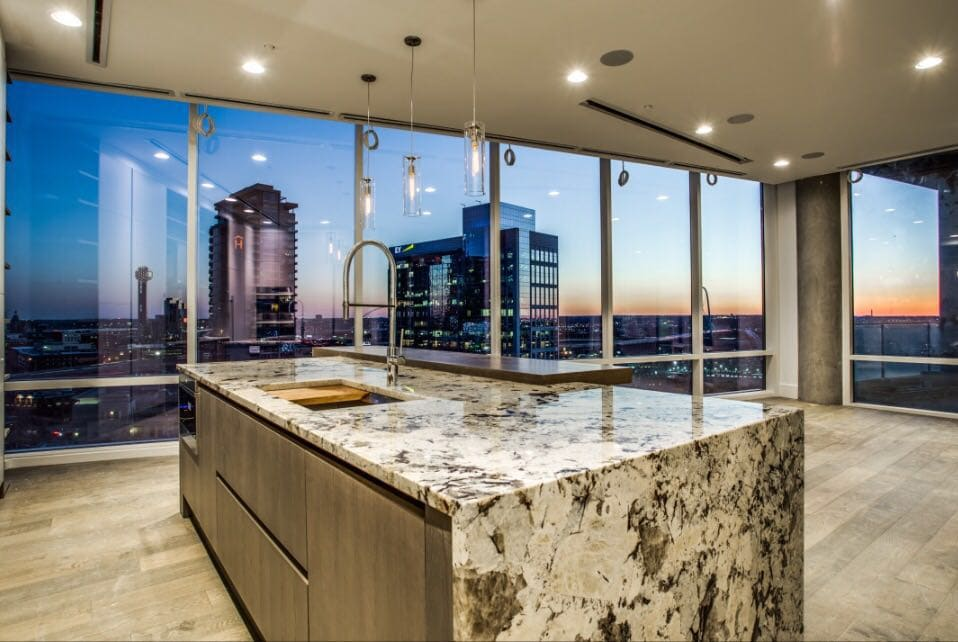 Dallas project - Veneta cucine