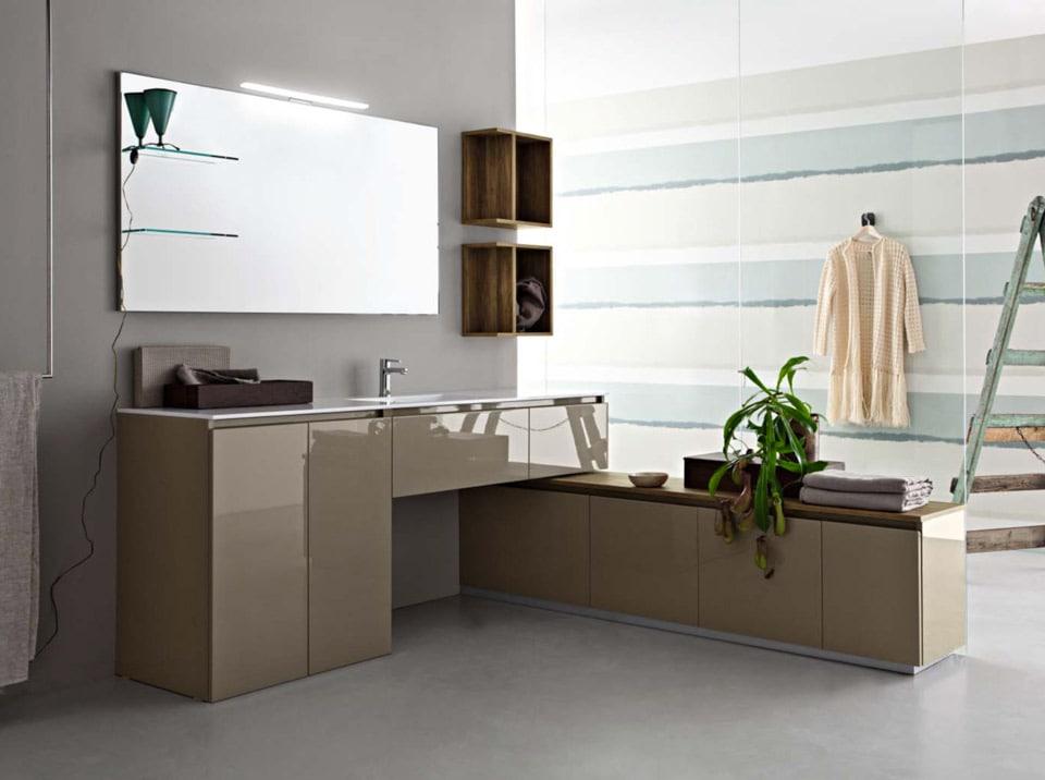 Italian bathrooms cerasa collection venetacucine
